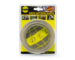 Cinta antideslizante 5m 25mm