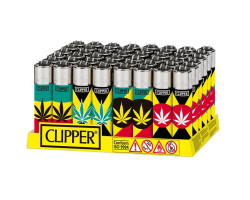 Caja Clipper Leaves 25