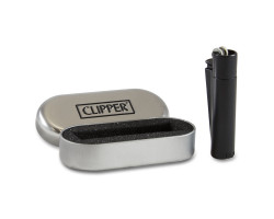 Clipper Metal Black & Grey Regulable