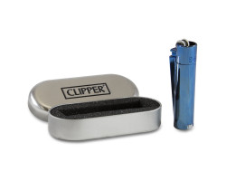 Clipper Metal Blue Icy Regulable