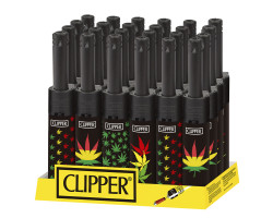 Clipper Bong Leaves mini tube