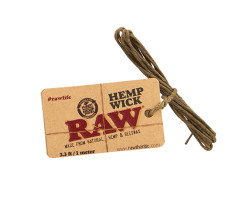 Raw Hemp Wick 100cm 60/display