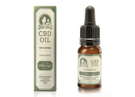 Aceite de CBD 3% (300mg) 10ml Sensi Seeds