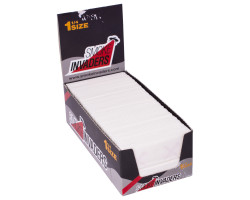 Papel Smoke Invaders Granel 1-1/4 Classic (7000)