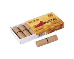 Papel Smoke Invaders Eco-44 Natur 25m (15 unid)